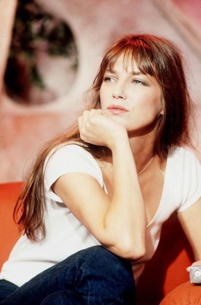 ...годов - культовая англо-французская актриса Джейн Биркин (Jane Birkin)