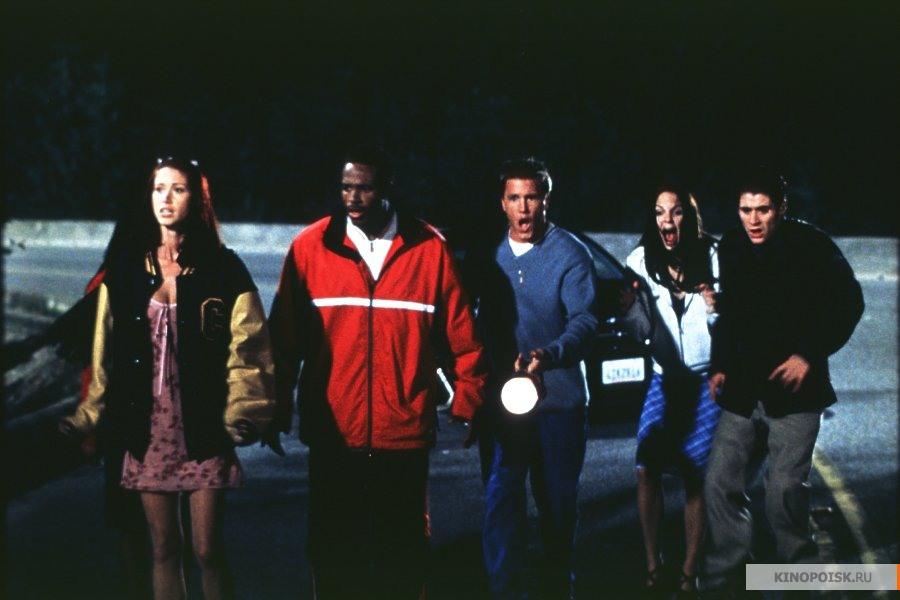 Дуже страшне кіно scary movie 2000 6