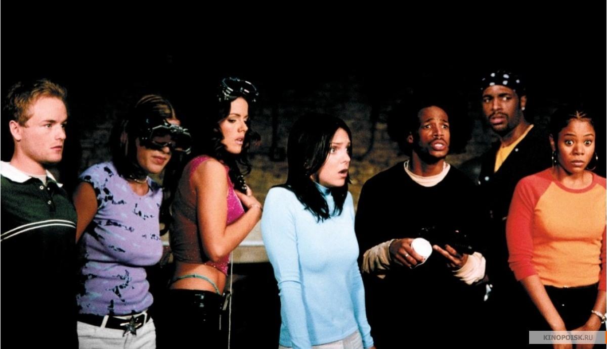 Дуже страшне кіно 2 scary movie 2 2001 3