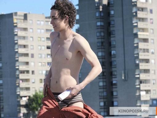 Отбросы секс на крыше