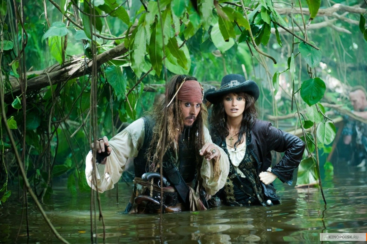 Пираты Карибского моря: На странных берегах (Pirates of the Caribbean 4: On Stranger Tides)