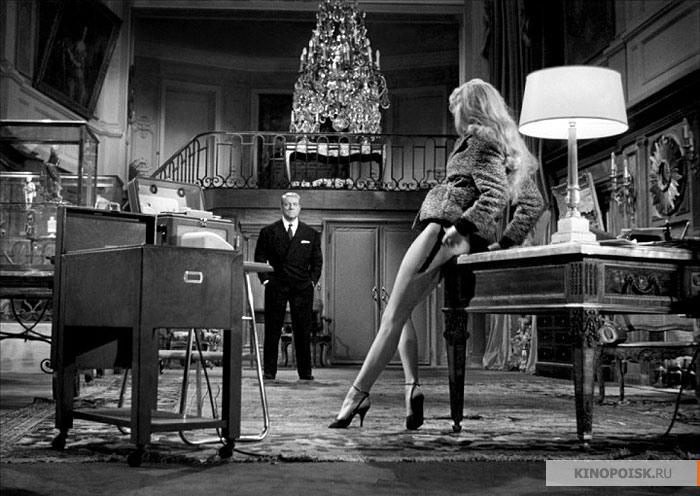 """great_segun: Х/ф """"В случае несчастья"""" / En cas de malheur, 1958, Франция"""