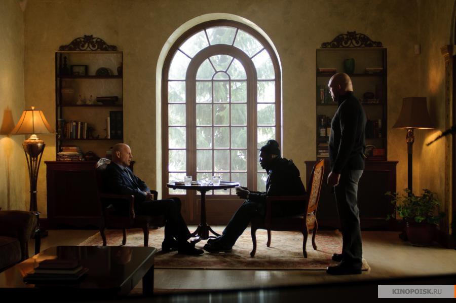 Подстава / Setup (Майк Гюнтер) [2011, боевик, драма, криминал, HDRip] LVO