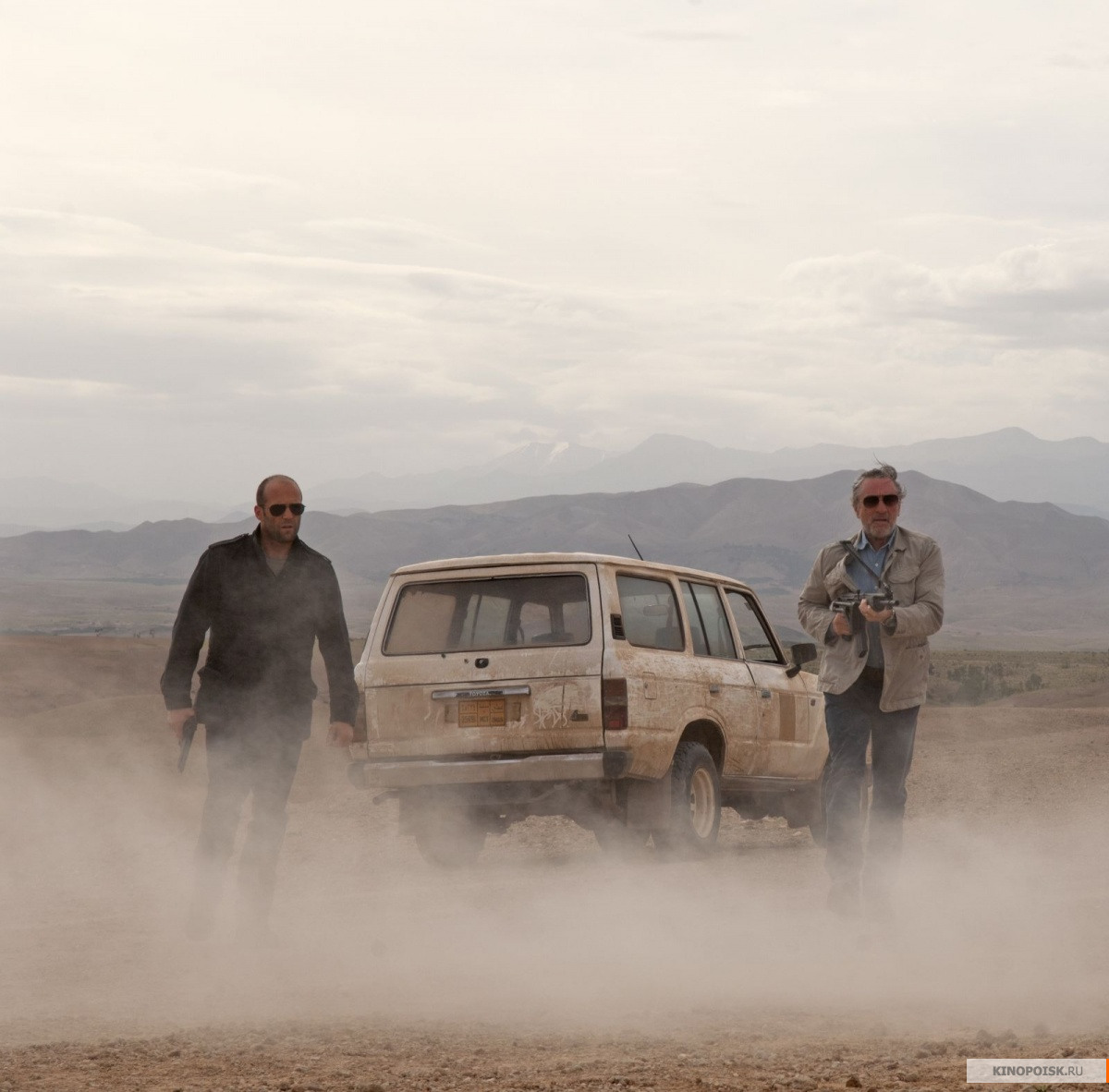 Кадры из фильма Профессионал (2011)