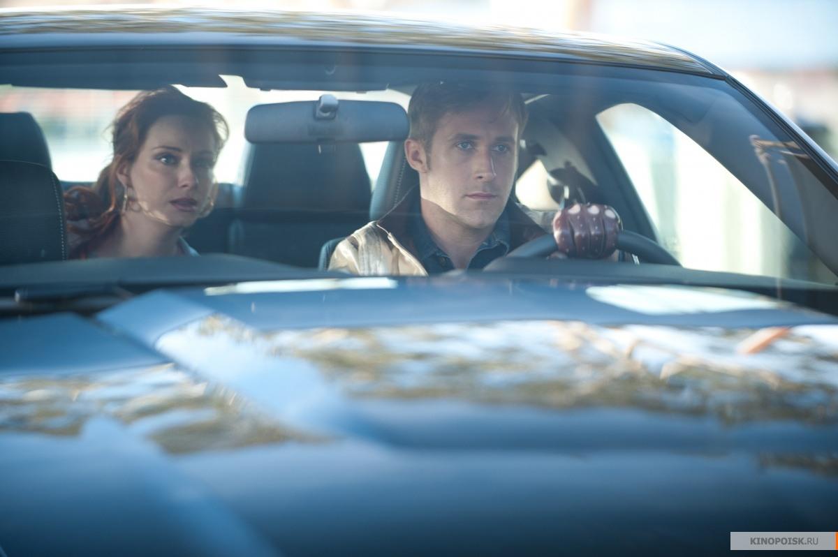 Кадры из фильма Драйв 2011