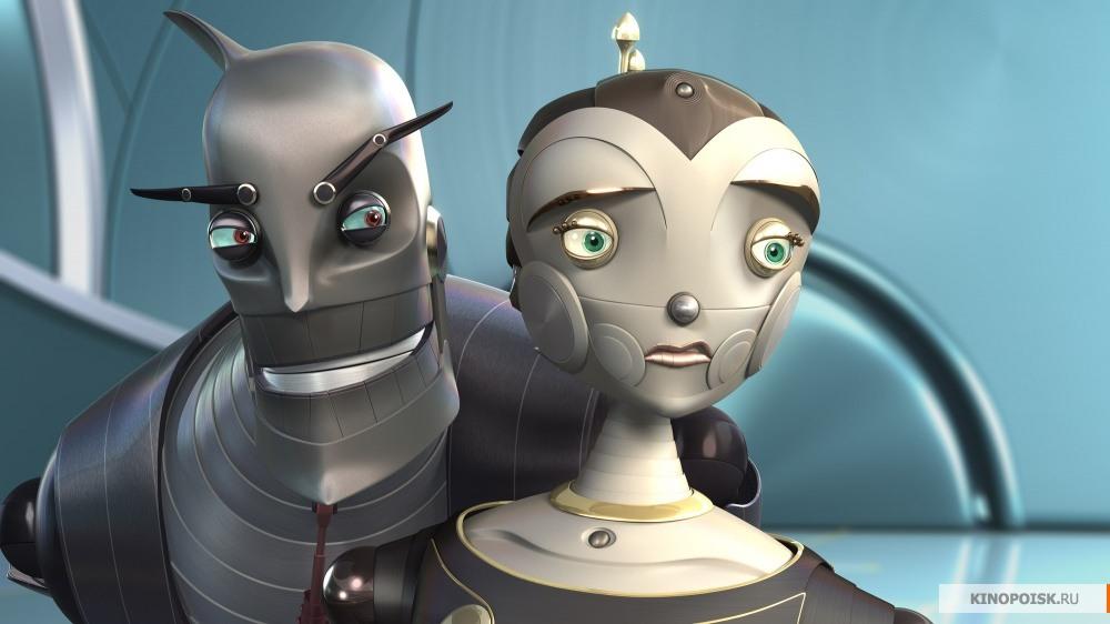 Роботы / Robots (2005) HDTVRip