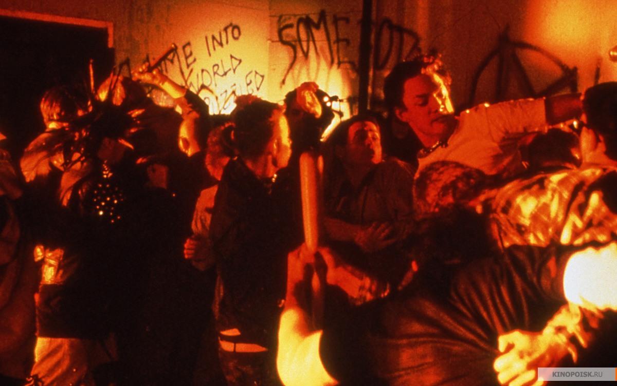 Панк из Солт-Лейк-Сити (драма, комедия, музыка, 1998)