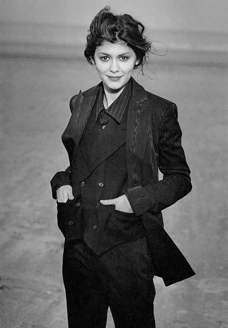 Одри Тоту (Audrey Tautou)