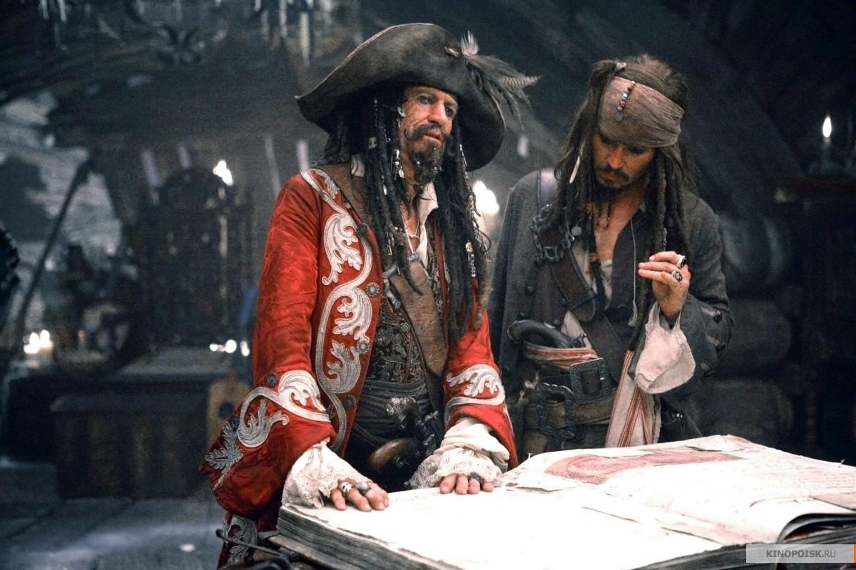 Смотреть пираты карибского моря на