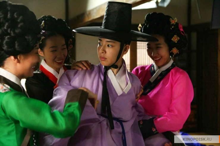Ja-Hyeon Chu. Ho-min Yeo. Все кадры Портрет красивой девушки. Man