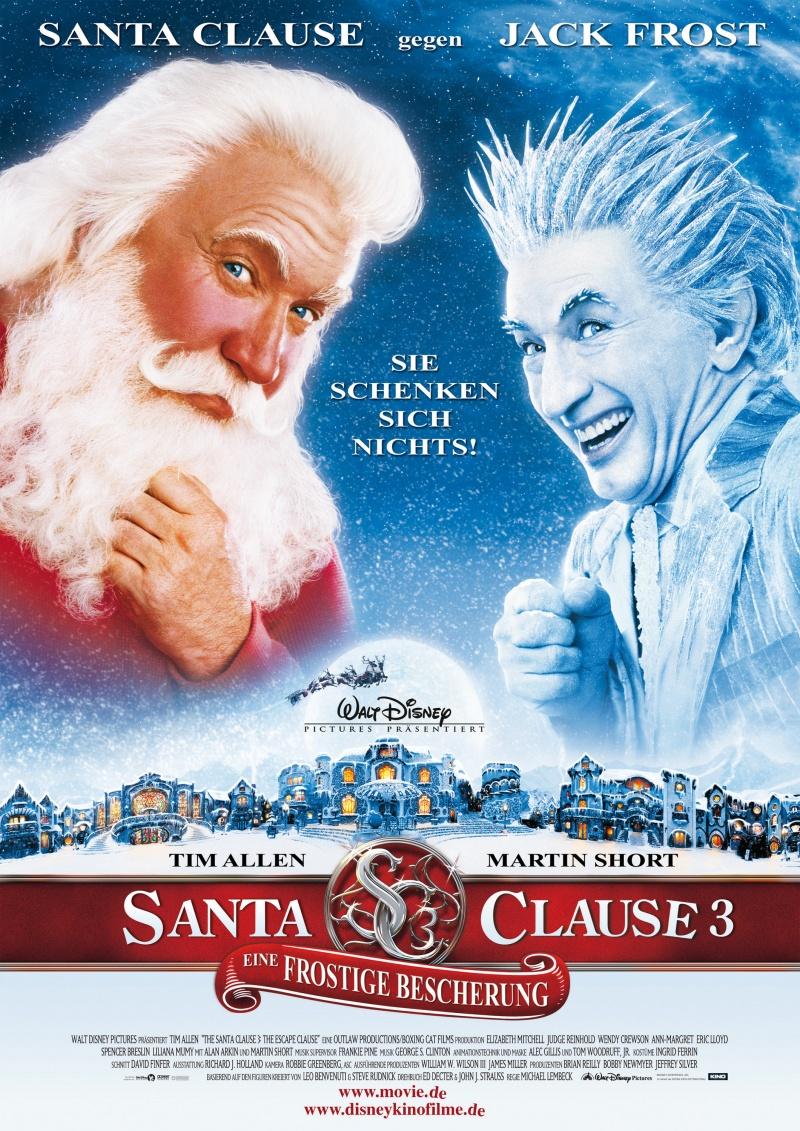 Фильм Санта Клаус 3: Хозяин полюса  смотреть онлайн бесплатно,  в хорошем качестве