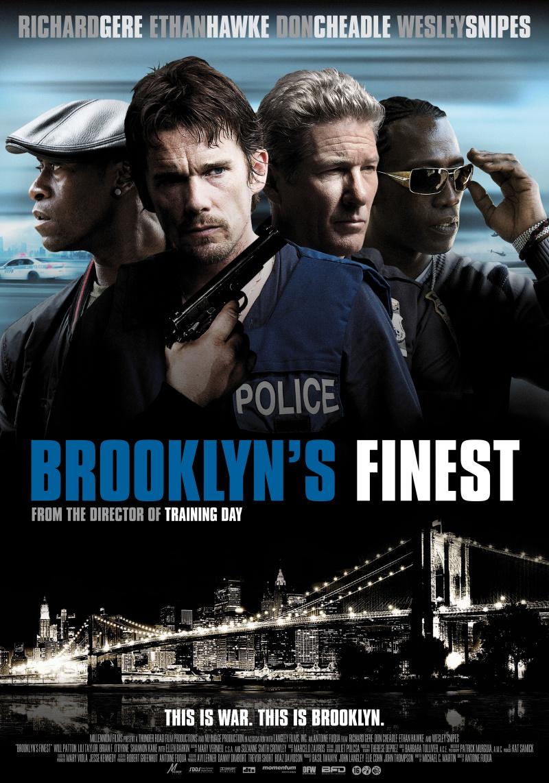 Фильм Бруклинские полицейские смотреть онлайн бесплатно в хорошем качестве
