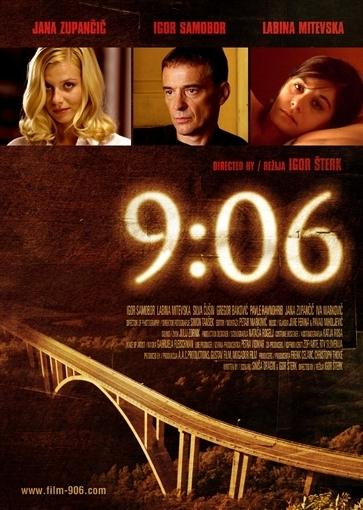9:06 / 9:06 (Игор Штерк / Igor Šterk / Igor Sterk) [2009, Словения, Германия, триллер, драма, DVD5 (Custom)] MVO (НТВ+)