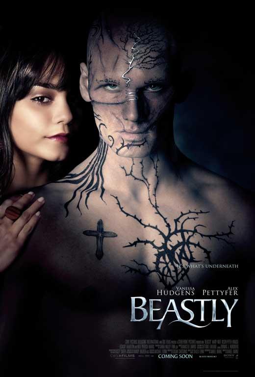 Страшно красив (Beastly)