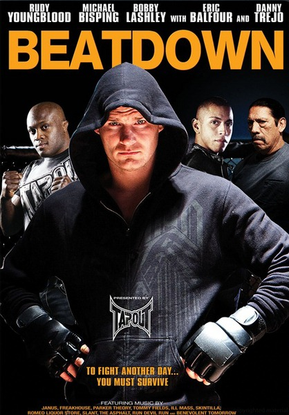 Сопротивление / Beatdown (2010) HDRip