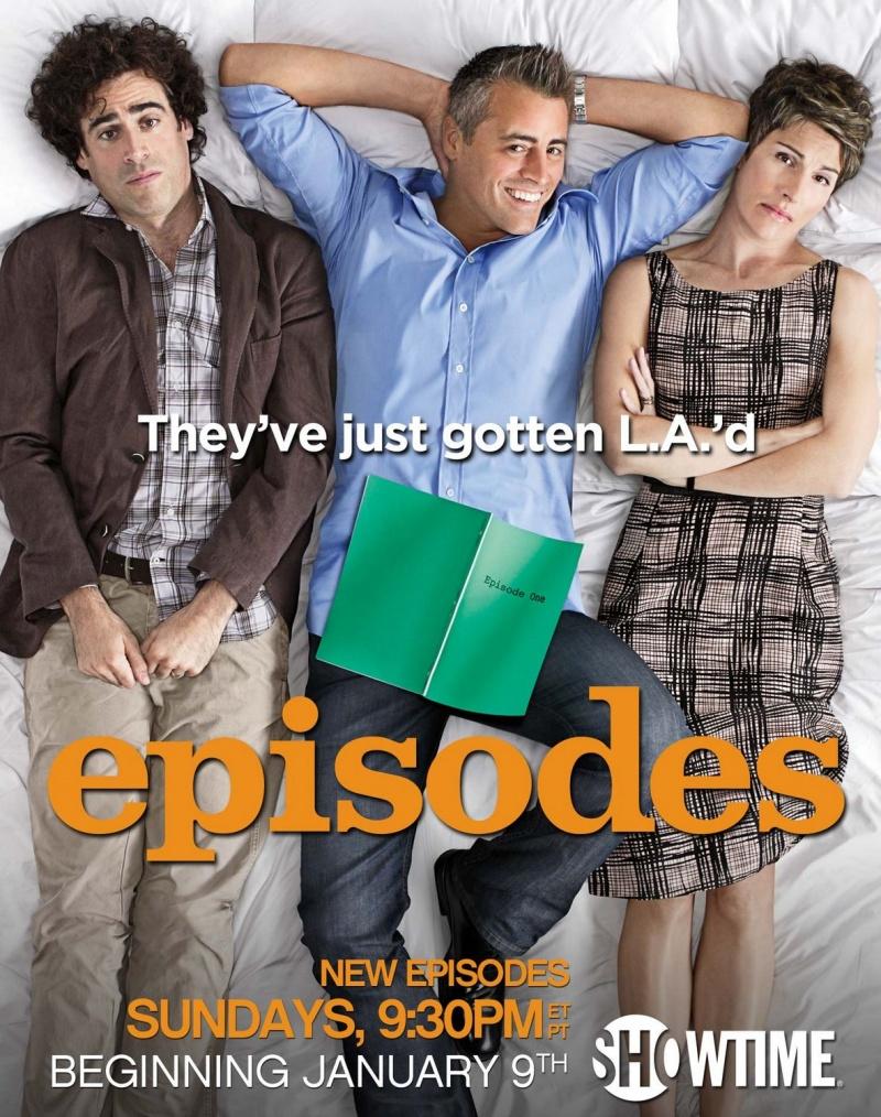 Эпизоды / Episodes (2011)