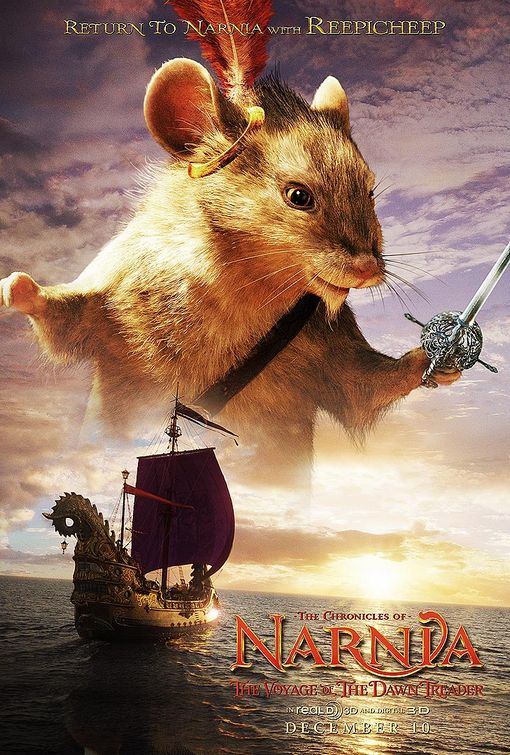 Хроники Нарнии: Покоритель Зари (Chronicles of Narnia: The Voyage of the Dawn Treader, The)