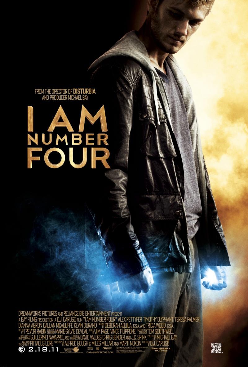 მე მეოთხე ვარ / I Am Number Four