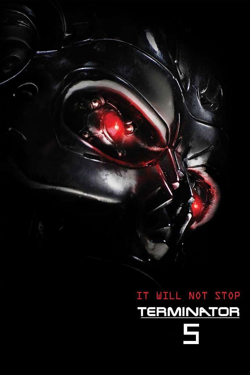 фильм Терминатор 5 смотреть онлайн, Терминатор 5 трейлер на русском