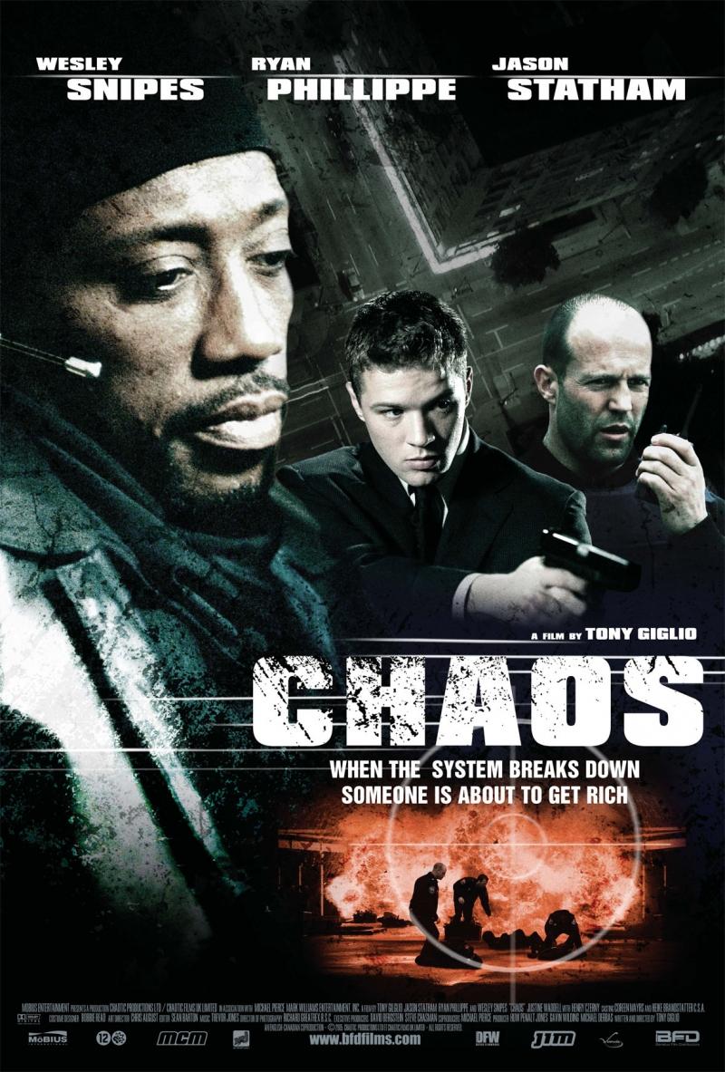 Фильм Хаос смотреть онлайн бесплатно в хорошем качестве