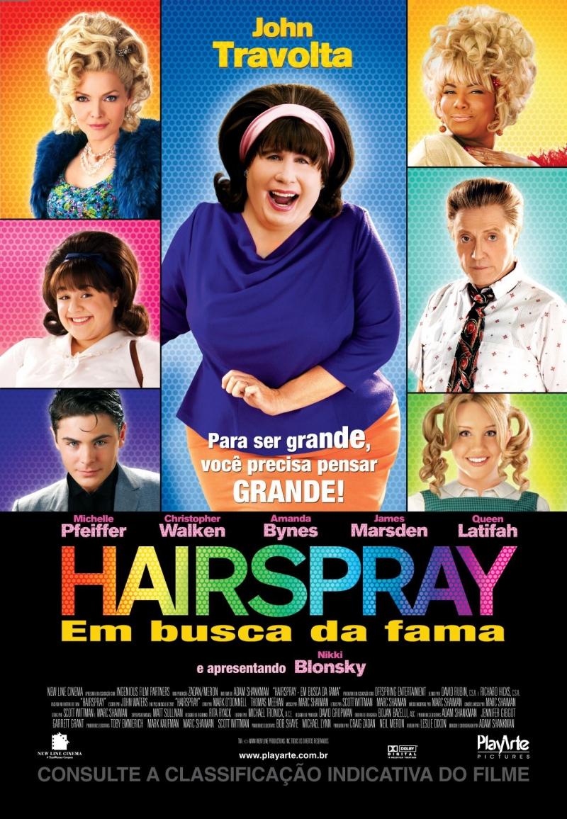 West end musical hairspray