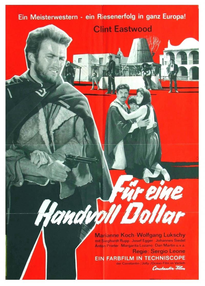 Фильм За пригоршню долларов  смотреть онлайн бесплатно, в хорошем качестве