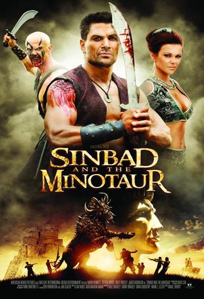 Синдбад и Минотавр