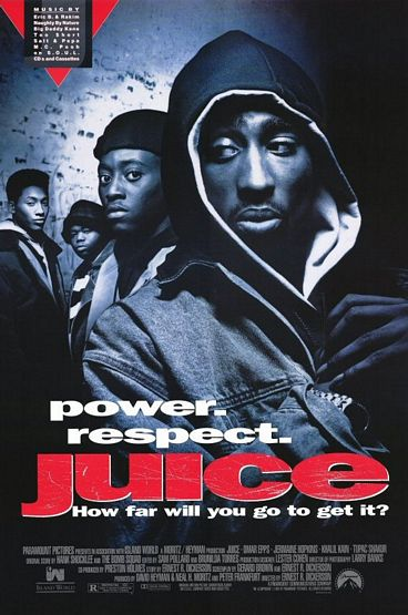 ��������� / Juice (1992, �����, ��������, HDTVRip)