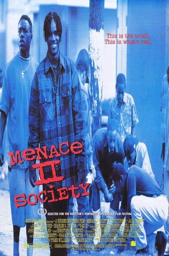 ������ ��� �������� / Menace II Society (1993) HDRip