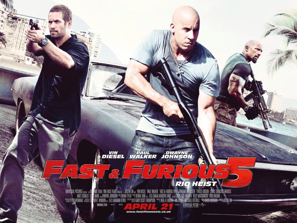 Форсаж5 (Fast Five)