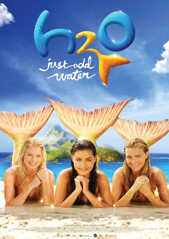 H2O: Просто добавь воды 3 сезон (2009)