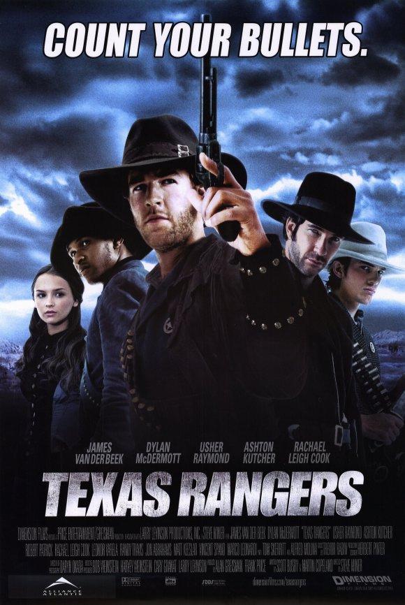 Фильм Техасские рейнджеры  смотреть онлайн бесплатно, в хорошем качестве