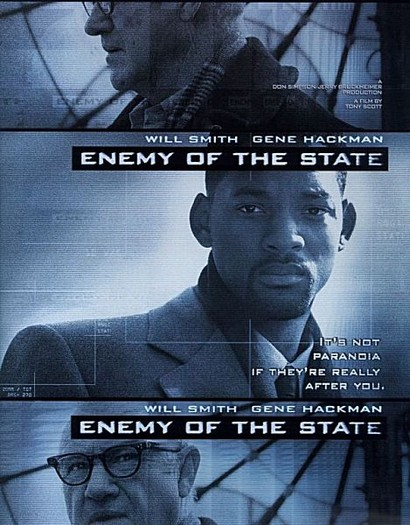 Враг государства/Enemy of the State/1998/BDRip720p