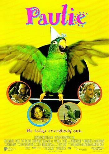 Поли / Paulie (1998) DVDRip