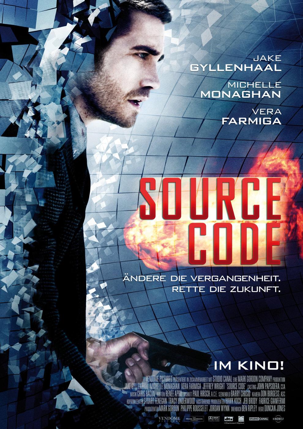 Исходный код (Source Code, 2011) [лицензия]