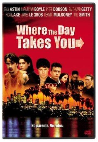 Фильм День в Городе Ангелов смотреть онлайн бесплатно в хорошем качестве