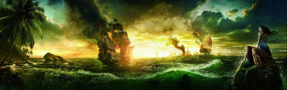 Всех показов пиратов карибского моря