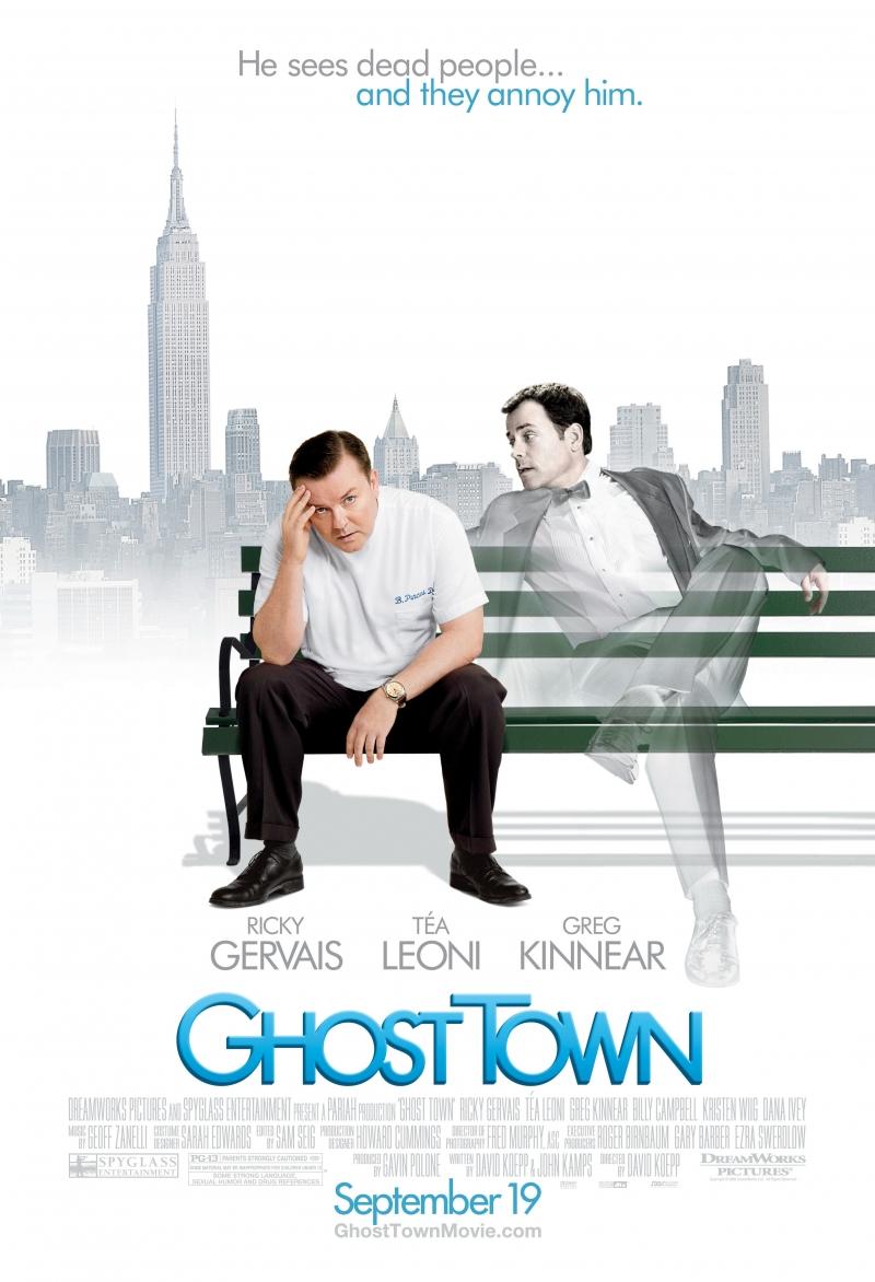 Фильм Город призраков смотреть онлайн бесплатно в хорошем качестве
