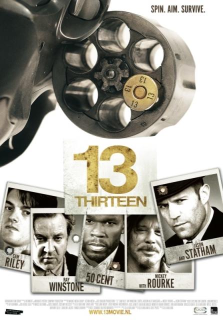 Фильм 13 смотреть онлайн бесплатно в хорошем качестве