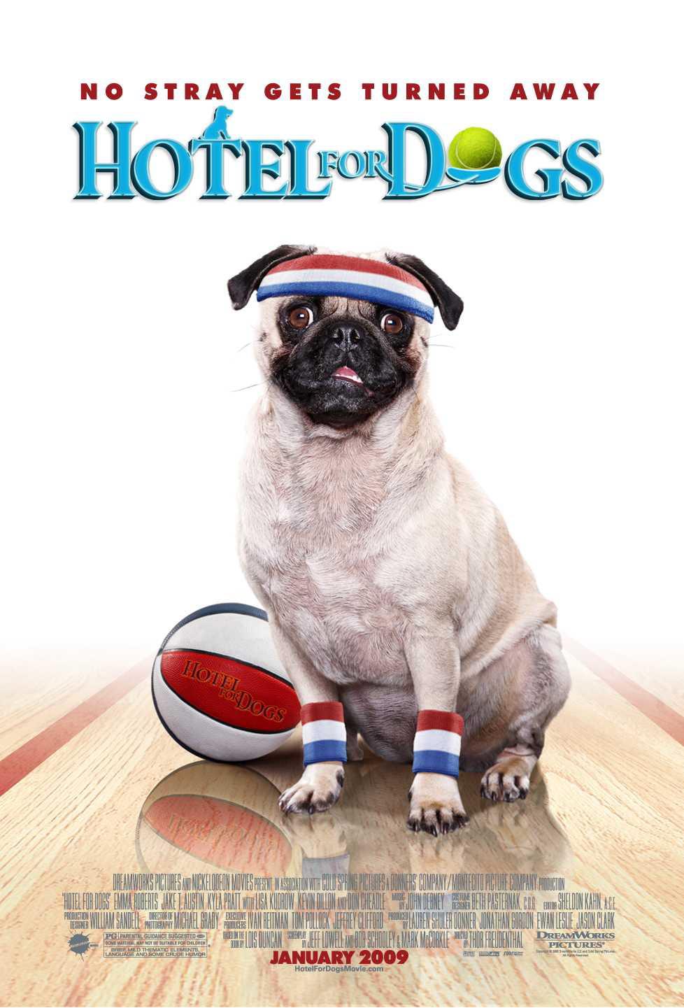 Фильм Отель для собак смотреть онлайн бесплатно в хорошем качестве