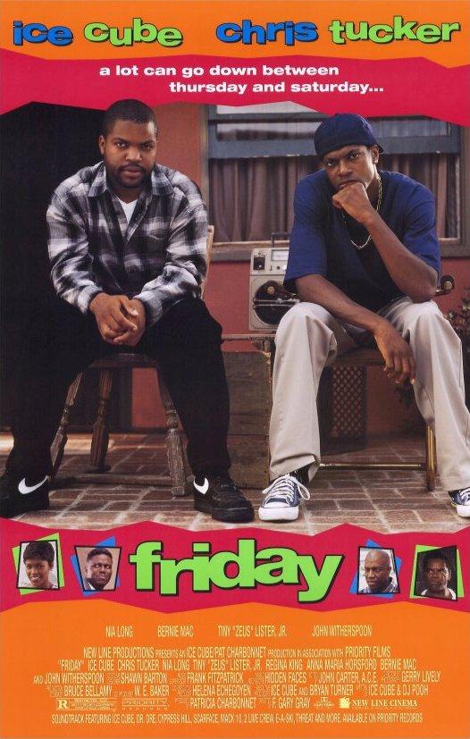 Фильм Пятница смотреть онлайн бесплатно в хорошем качестве