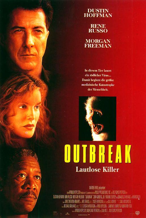 """Эпидемия"" (1995) Outbreak"