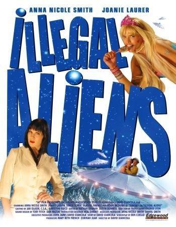 Инопланетянки-нелегалы / Illegal Aliens (2007) DVDRip от brazolargo
