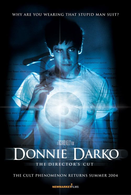 Донни Дарко / Donnie Darko [2001] HDRip (Режиссерская версия)