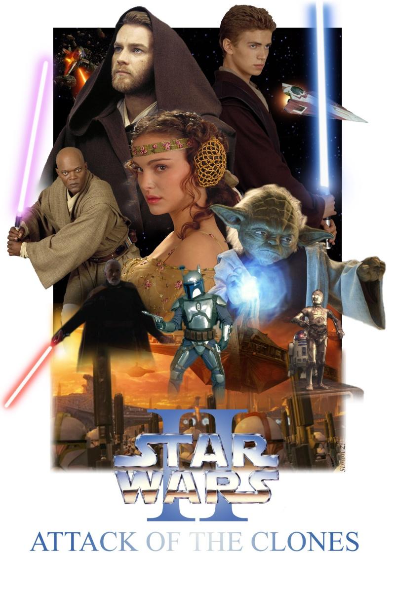 Звездные войны. Эпизод II - Атака клонов (Star Wars. Episode II - Attack of the Clones, 2002)