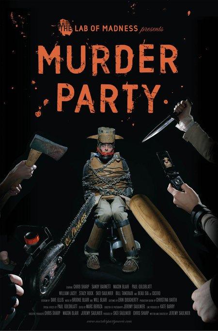 Фильм Убийственная вечеринка смотреть онлайн бесплатно в хорошем качестве