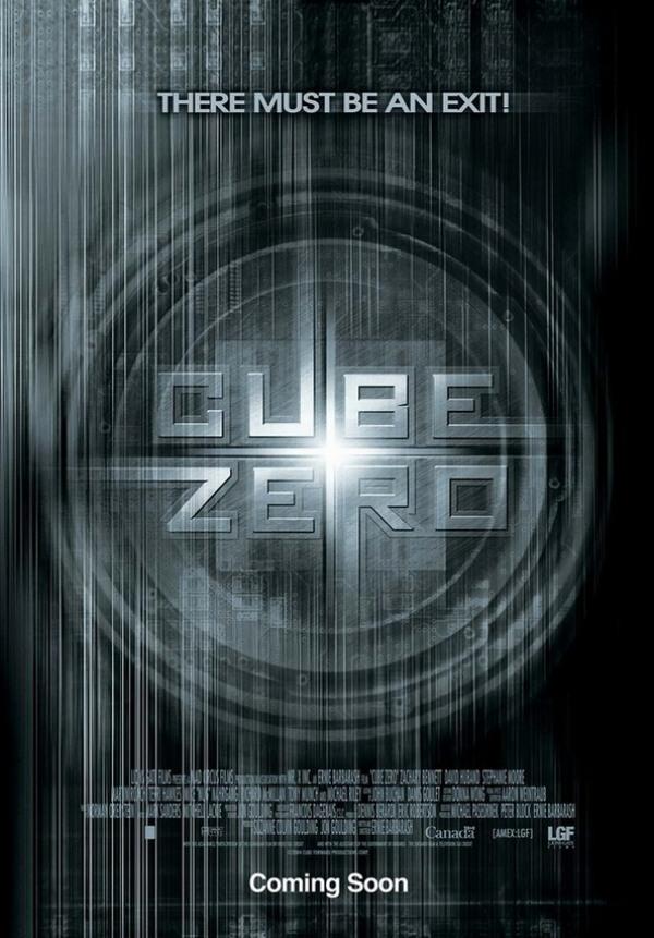 Фильм Куб Зеро смотреть онлайн бесплатно,  в хорошем качестве