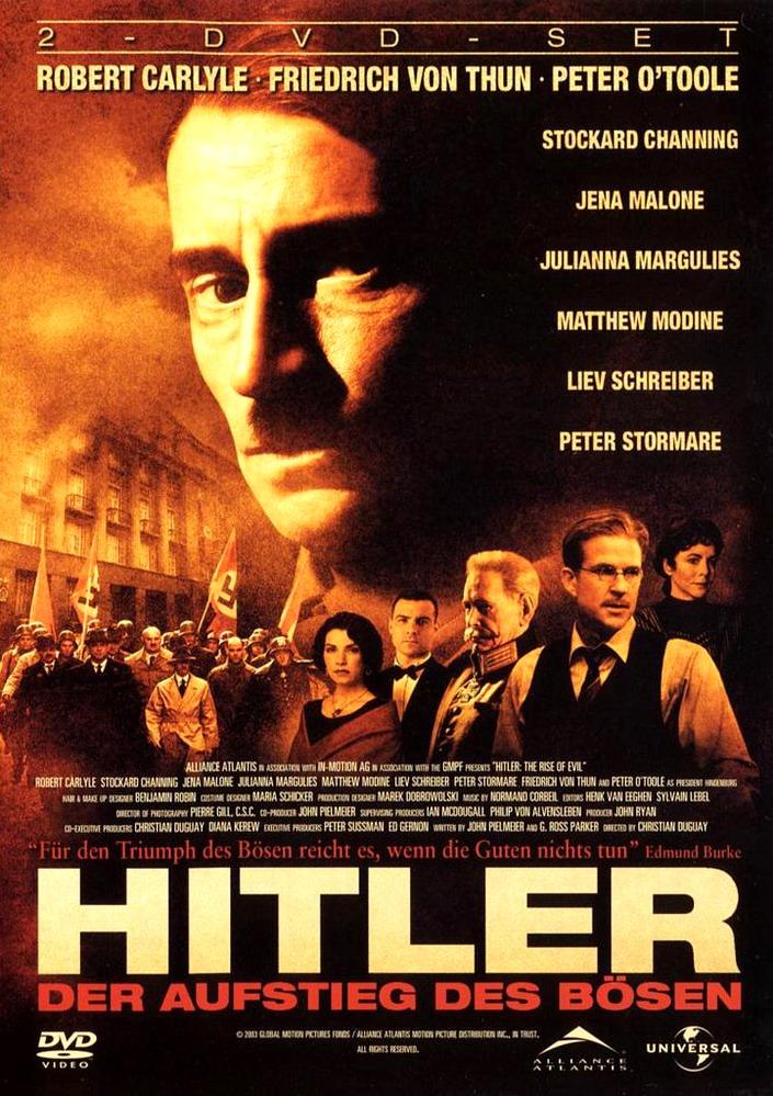 Гитлер: Восхождение дьявола (Hitler: The Rise of Evil)