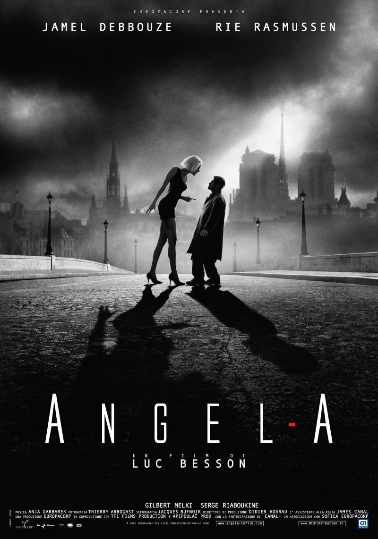 Фильм Ангел-А смотреть онлайн бесплатно в хорошем качестве