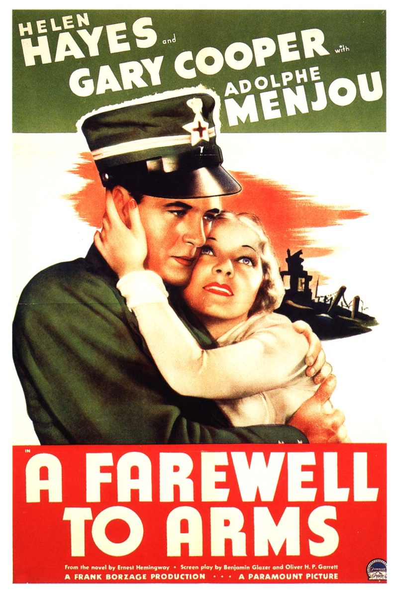 a classic love story of a nurse and a war ridden soldier in a farewll to arms by ernest hemingway